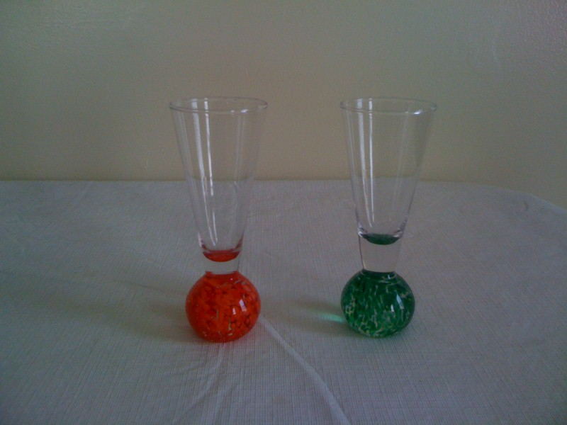 Novelty Shot Glasses (2)